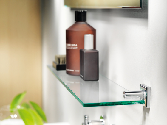 Kubic Class Soap Dispenser by Pom d'Or