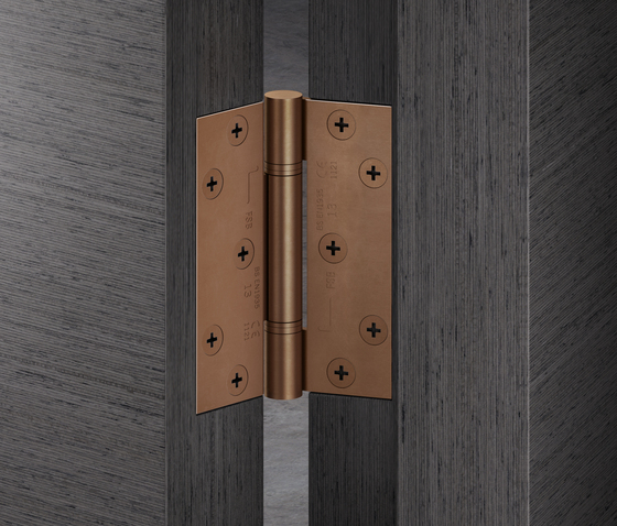 Perfection Butt Hinges By Fsb Door Hinge Bronze Door