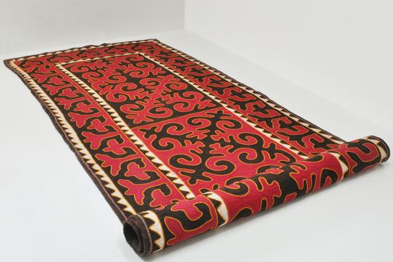 Kara-Köl by karpet