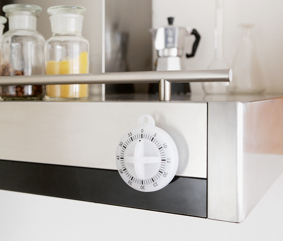 TICK kitchen timer with magnet by Authentics