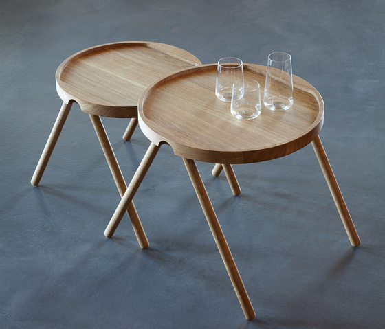 Tray table set by Auerberg