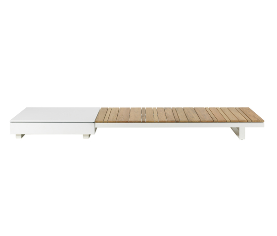 Pure Wooden Table 180 by Viteo