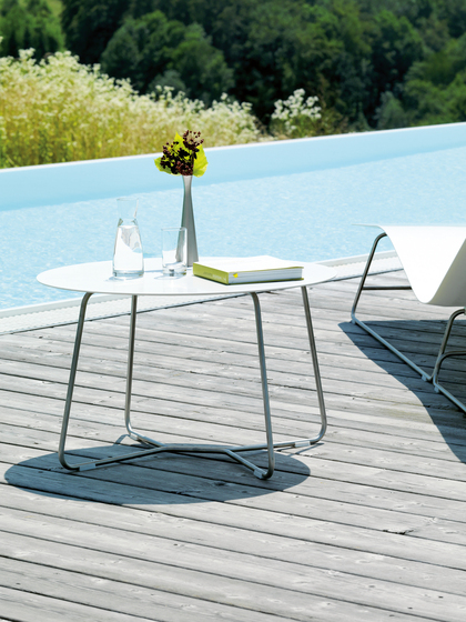 Slim Table 130 by Viteo