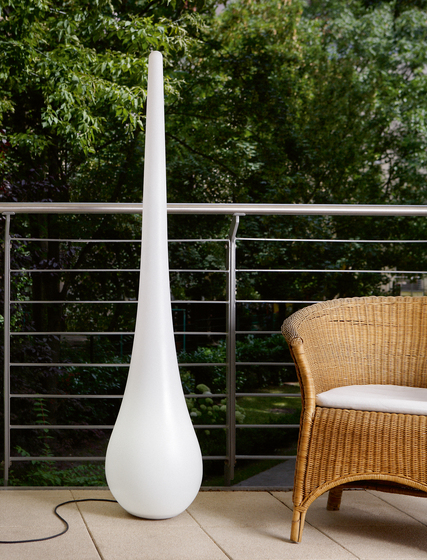STAND-UP floor lamp outdoor by Authentics