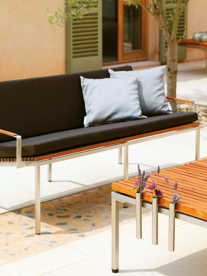 Home Lounge Bench by Viteo