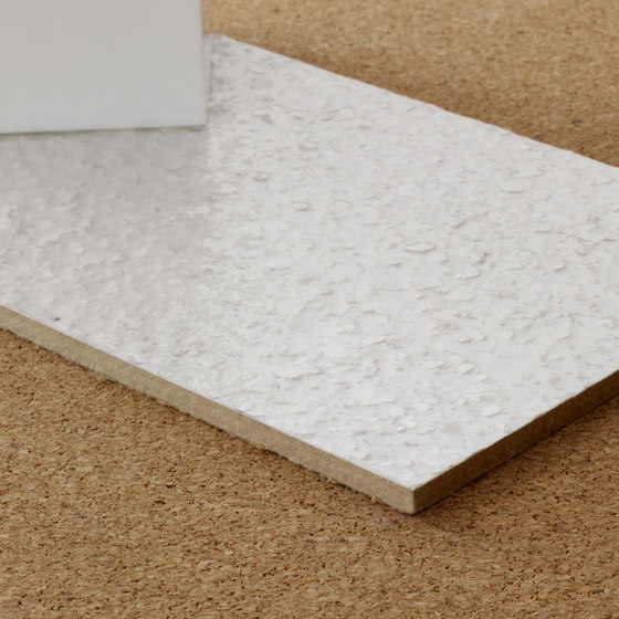 Polyaspartic resin decorative flake flooring system by selected by Materials Council