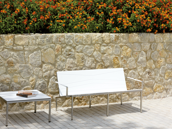 Bandoline Double Lounge Chair by Viteo