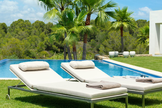 Bandoline Collection Relax | Sunlounger by Viteo