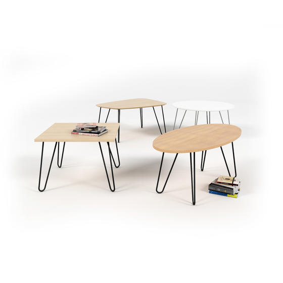 Mongezi coffee-/side table by EFG
