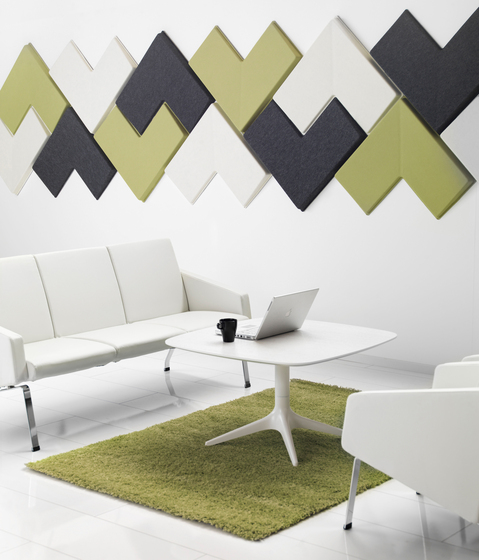 EFG pLay acoustic panels de EFG