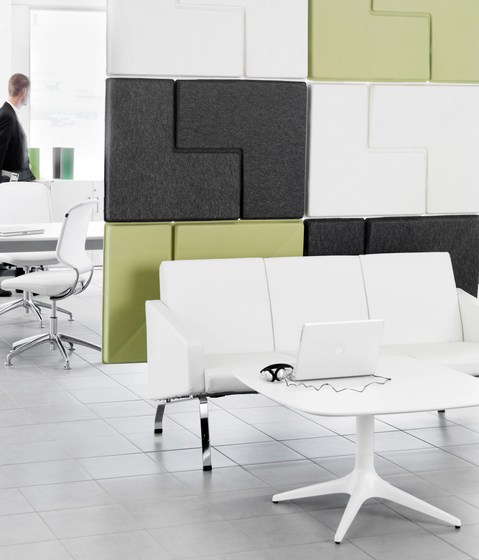 EFG pLay acoustic panels by EFG