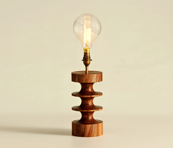 Abbott Lamp | Casey Shadow di Bark