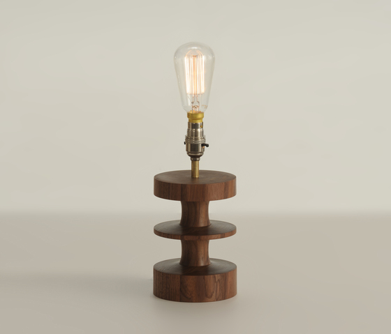 Costello Lamp | Casey Shade by Bark