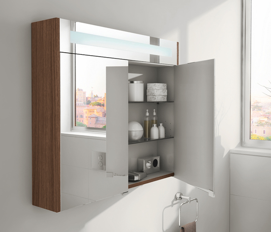 S20 Mirror shelf di VitrA Bad