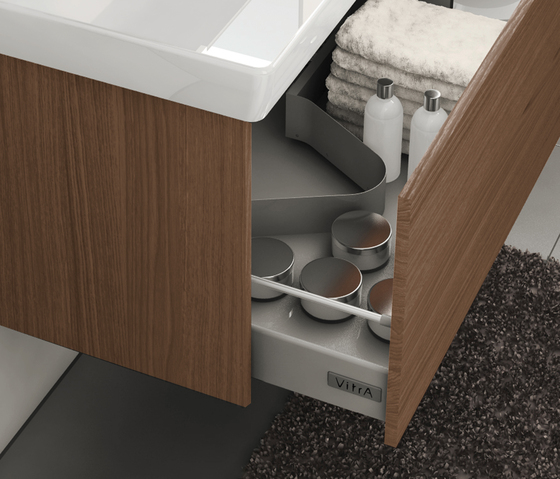 S20 Countertop basin, 55 cm by VitrA Bad