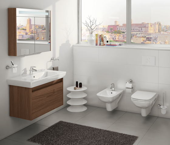 S20 Undercounter basin by VitrA Bad
