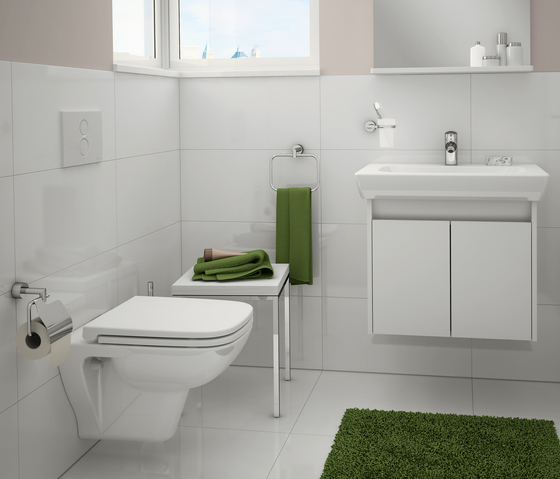 S20 Washbasin, 65 cm di VitrA Bad