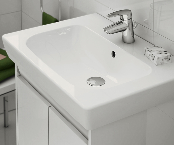S20 Countertop basin, 53 cm, round de VitrA Bad