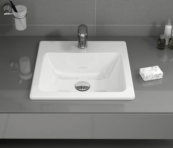 S20 Undercounter basin, 38 cm by VitrA Bad