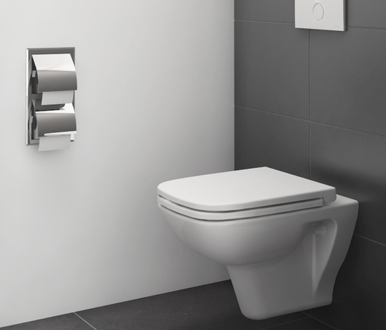 S20 Close couple WC combination, 64 cm di VitrA Bad