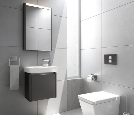 T4 Wall hung bidet de VitrA Bad