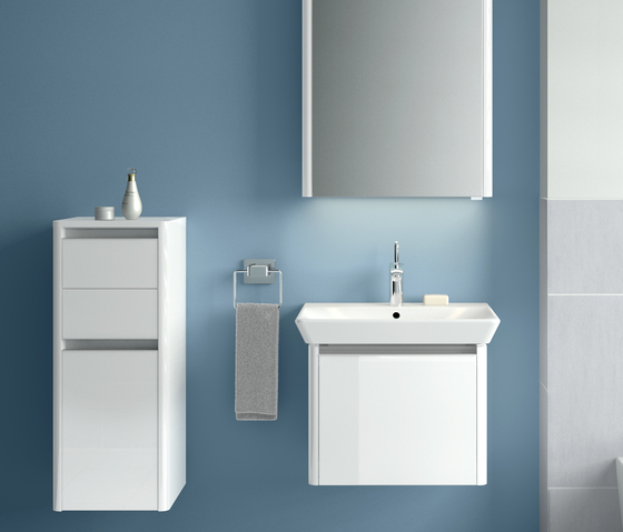T4 Mirror cabinet de VitrA Bad