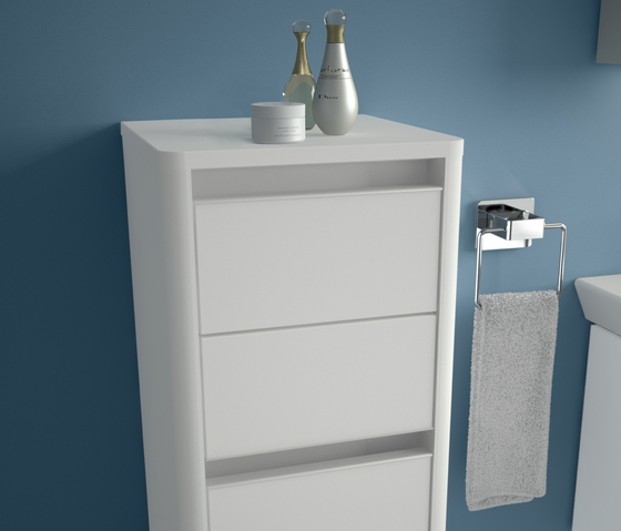 T4 Low cabinet by VitrA Bad