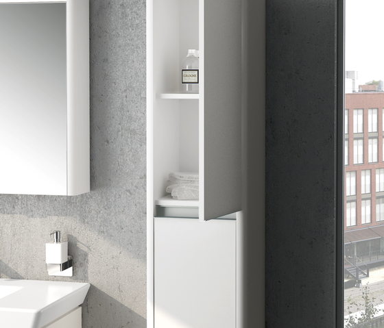 T4 Washbasin, 60 cm di VitrA Bad