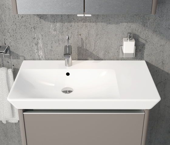 T4 Counter washbasin de VitrA Bad