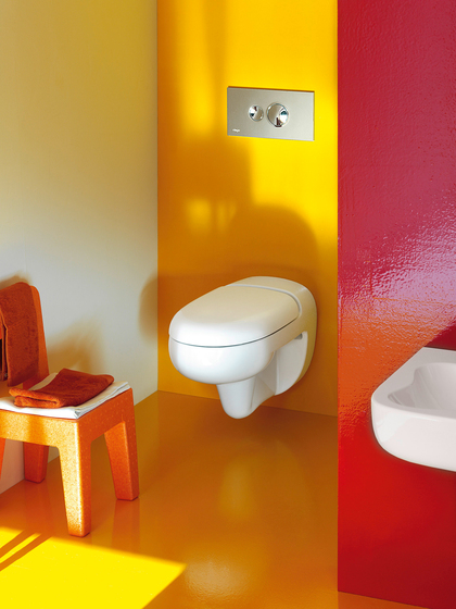 Florakids | WC seat and cover by Laufen