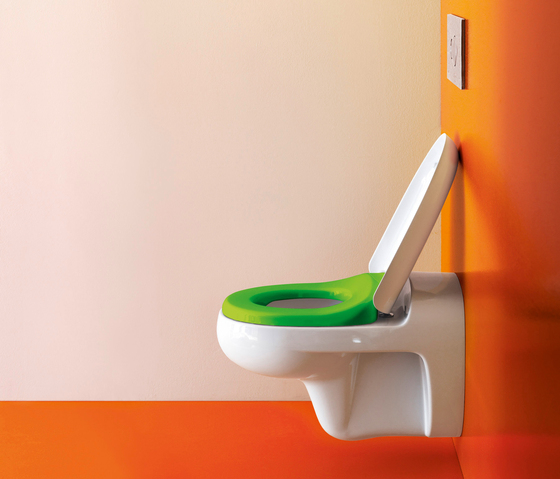 Florakids | Wall-hung WC by Laufen