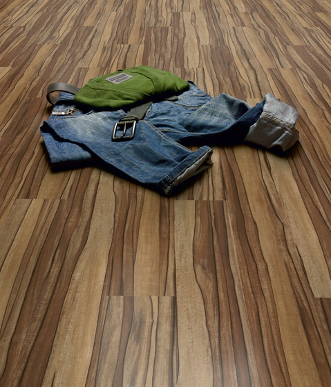 Expona Design - Dark Grey Travertine Stone by objectflor