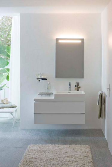 living square | Vanity unit by Laufen