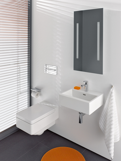 Case for living | Meuble sous lavabo de Laufen