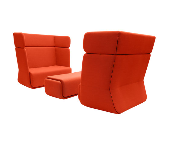 Basket sofa by Softline A/S