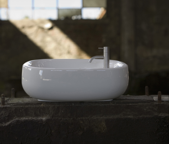 Abol Washbasin 70 by antoniolupi