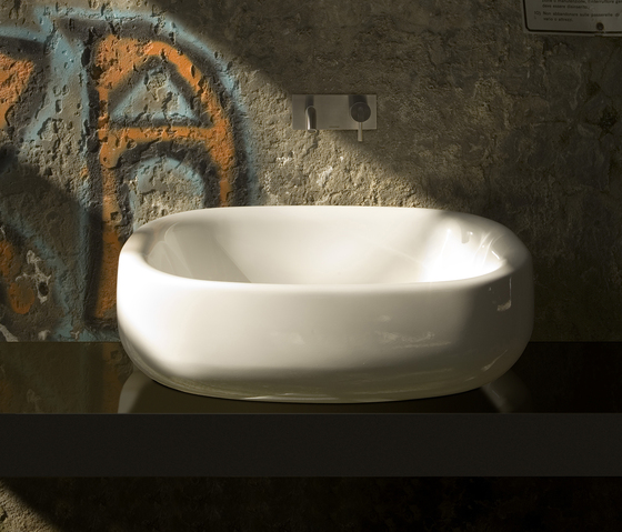 Abol Washbasin 170 by antoniolupi