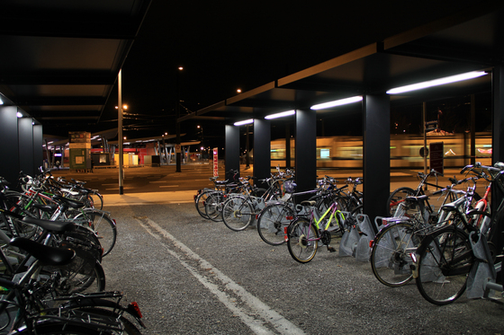 Bike Racks by BURRI