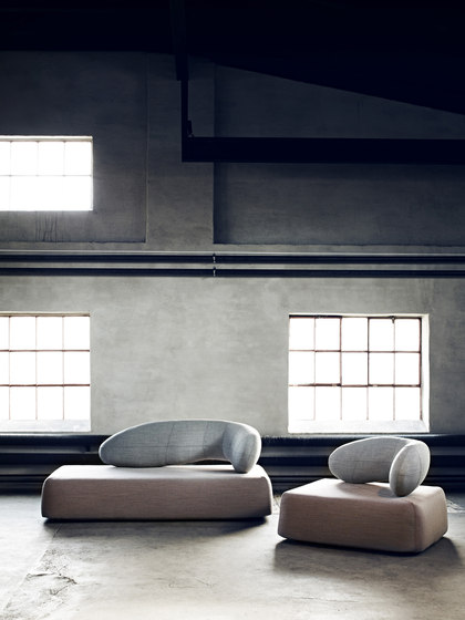Chat sofa by Softline A/S