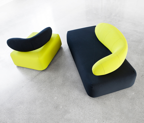 Chat chair by Softline A/S