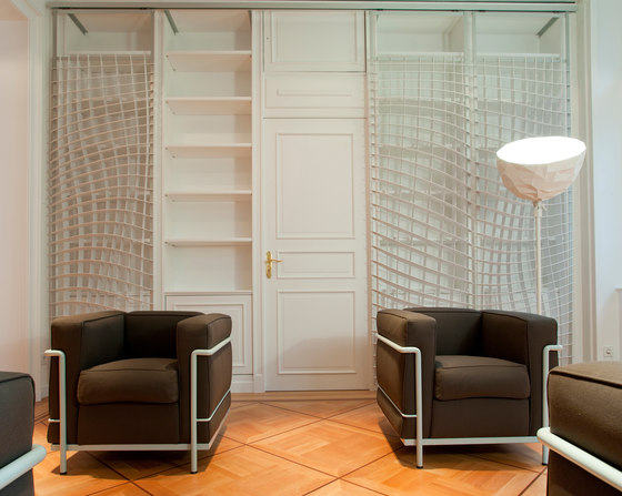 WAVE Room dividers di Wave