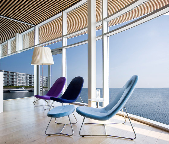 Lane chair by Softline A/S