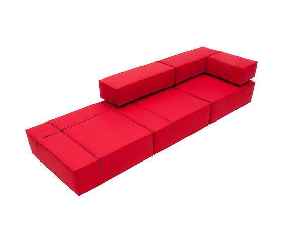 Universal sofa by Softline A/S