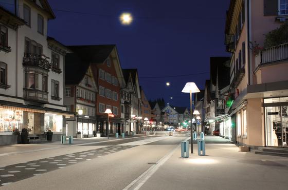 METRO 100 LED Street lamp by BURRI