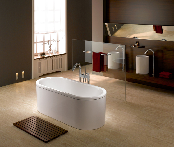 Centro Duo 1 left Bathtub de Kaldewei