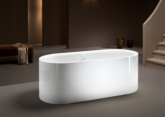 Centro Duo 1 left Bathtub by Kaldewei