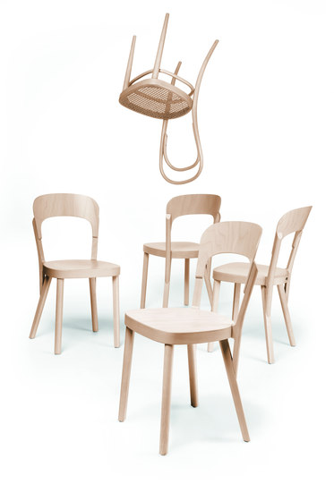 107 P by Thonet