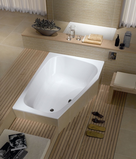 plaza duo von kaldewei links rechts produkt. Black Bedroom Furniture Sets. Home Design Ideas