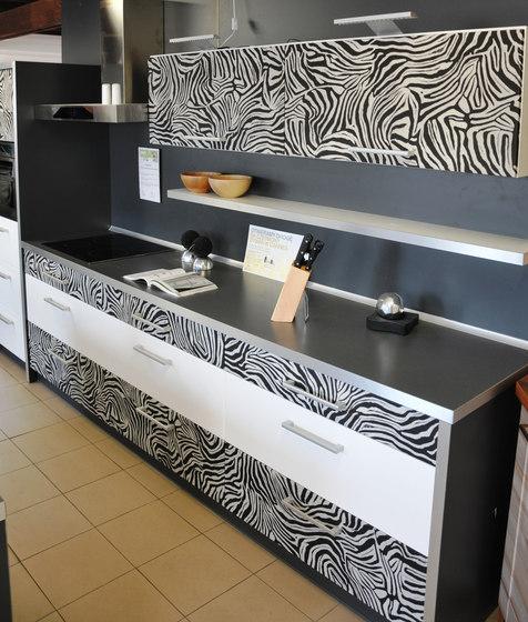 skai Structure Damara Zebra gold by Hornschuch