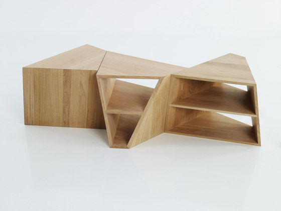 Varan | coffee table by more